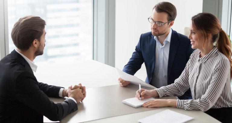 Jobbintervjuet