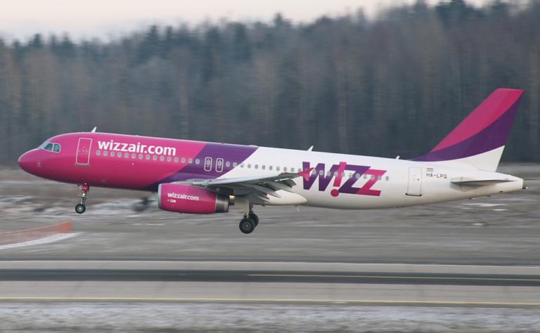 Velger bort Wizz Air