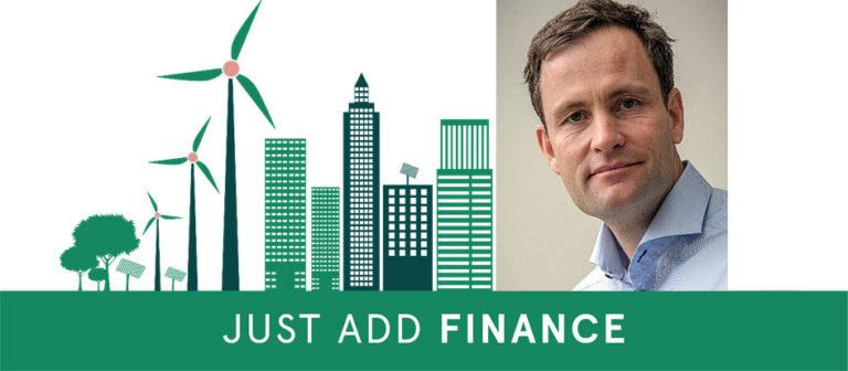 Just Add Finance: Omstilling av norsk næringsliv til sirkulærøkonomi